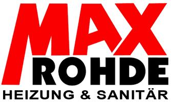 Max Rohde Heizung & Sanitär